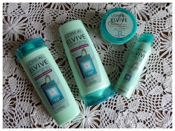 L'Oreal Elvive Clay Shampoo Test