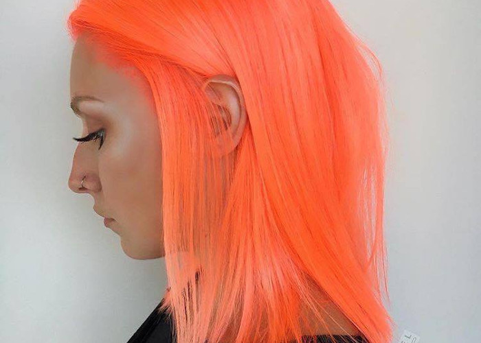 Summer frenzy on your head! Summer hair colour trends