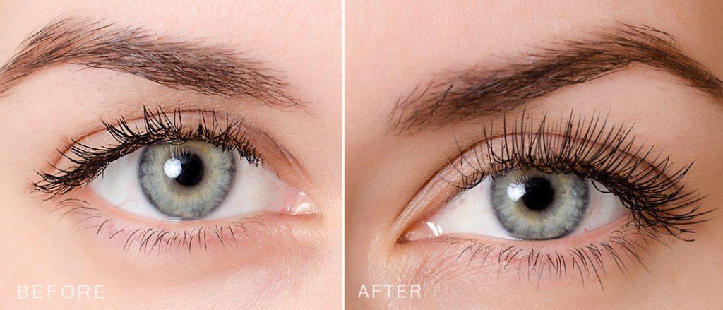 Nanolash - Before & After