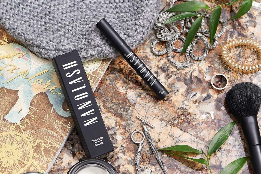 Nanolash - the best eyelash serum