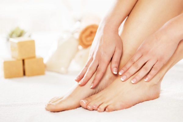 One step to beautiful feet. How to use exfoliating socks?