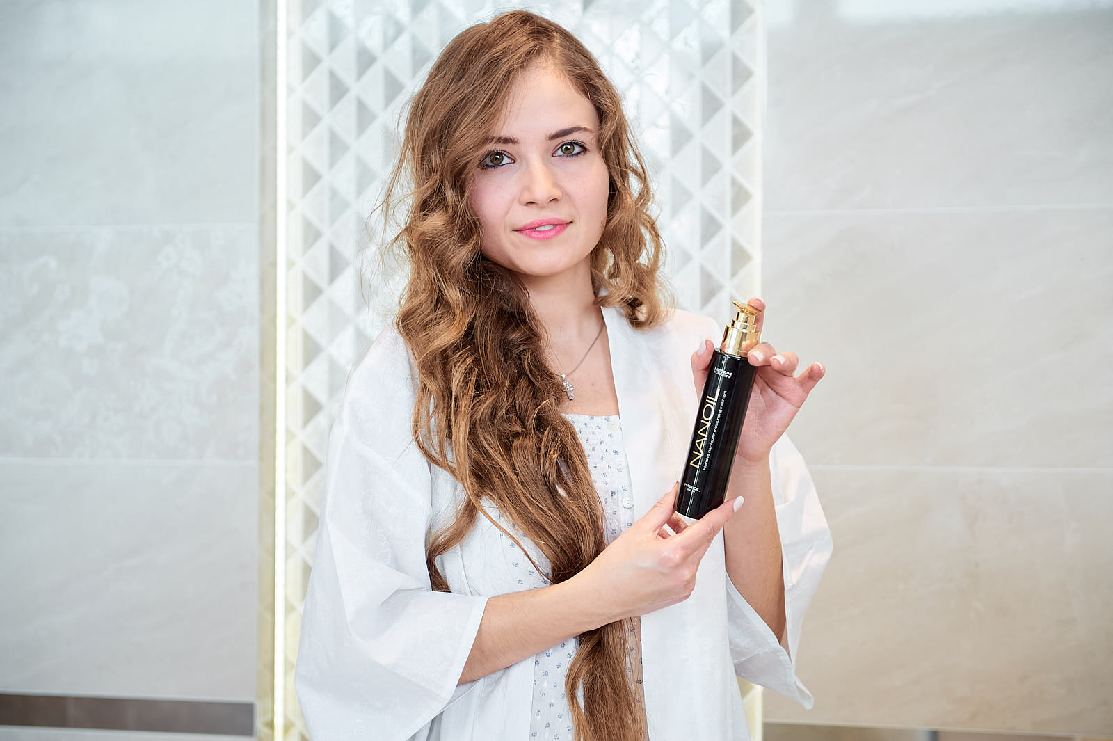 Novelty In Hair Care – Three Nanoil Hair Oils. Did They Work For Me?
