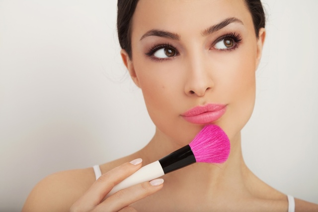 My way of applying perfect morning make-up really fast