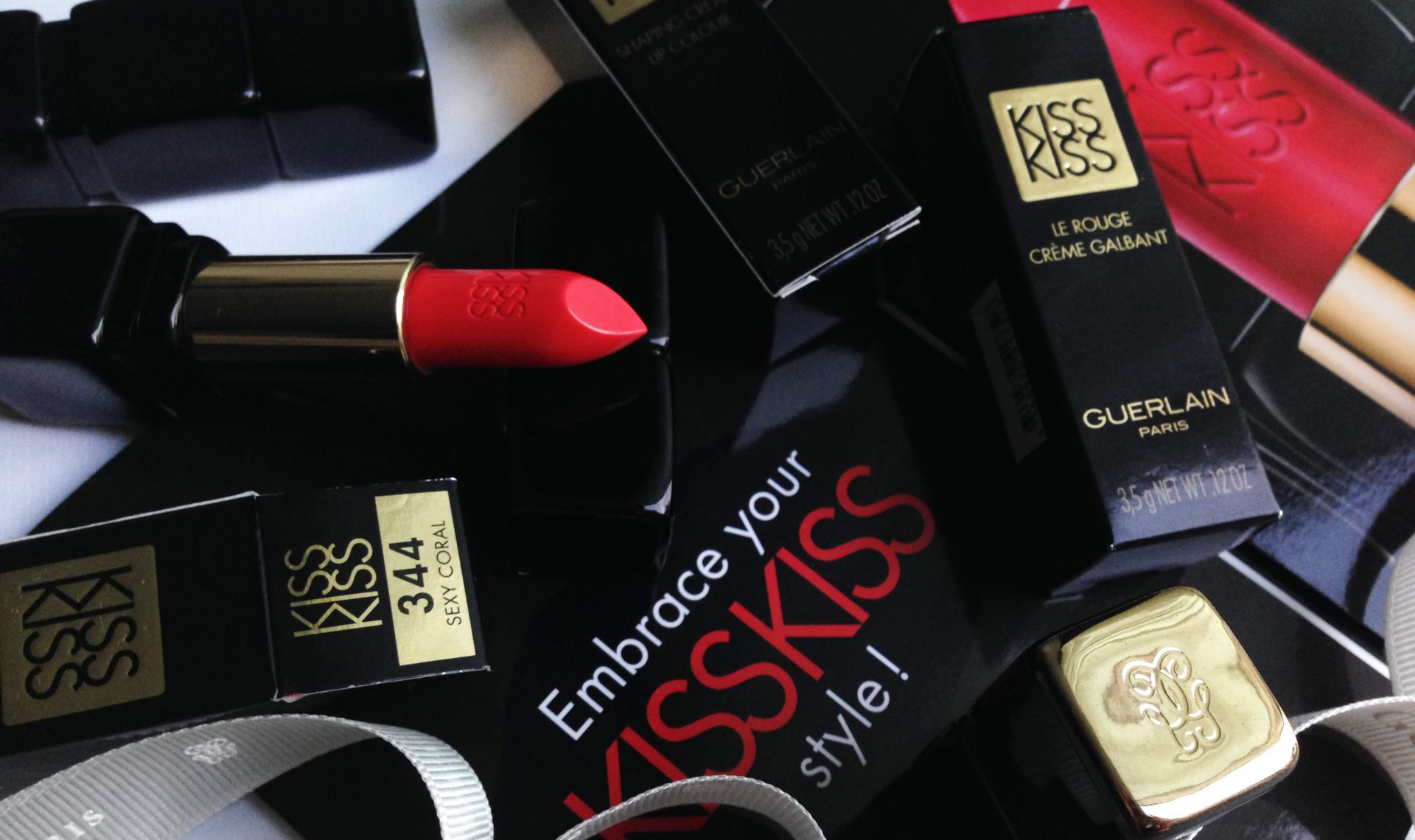 KissKiss by Guerlain – the novelties in my cosmetic bag