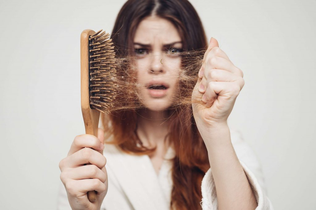 My three effective methods for hair loss