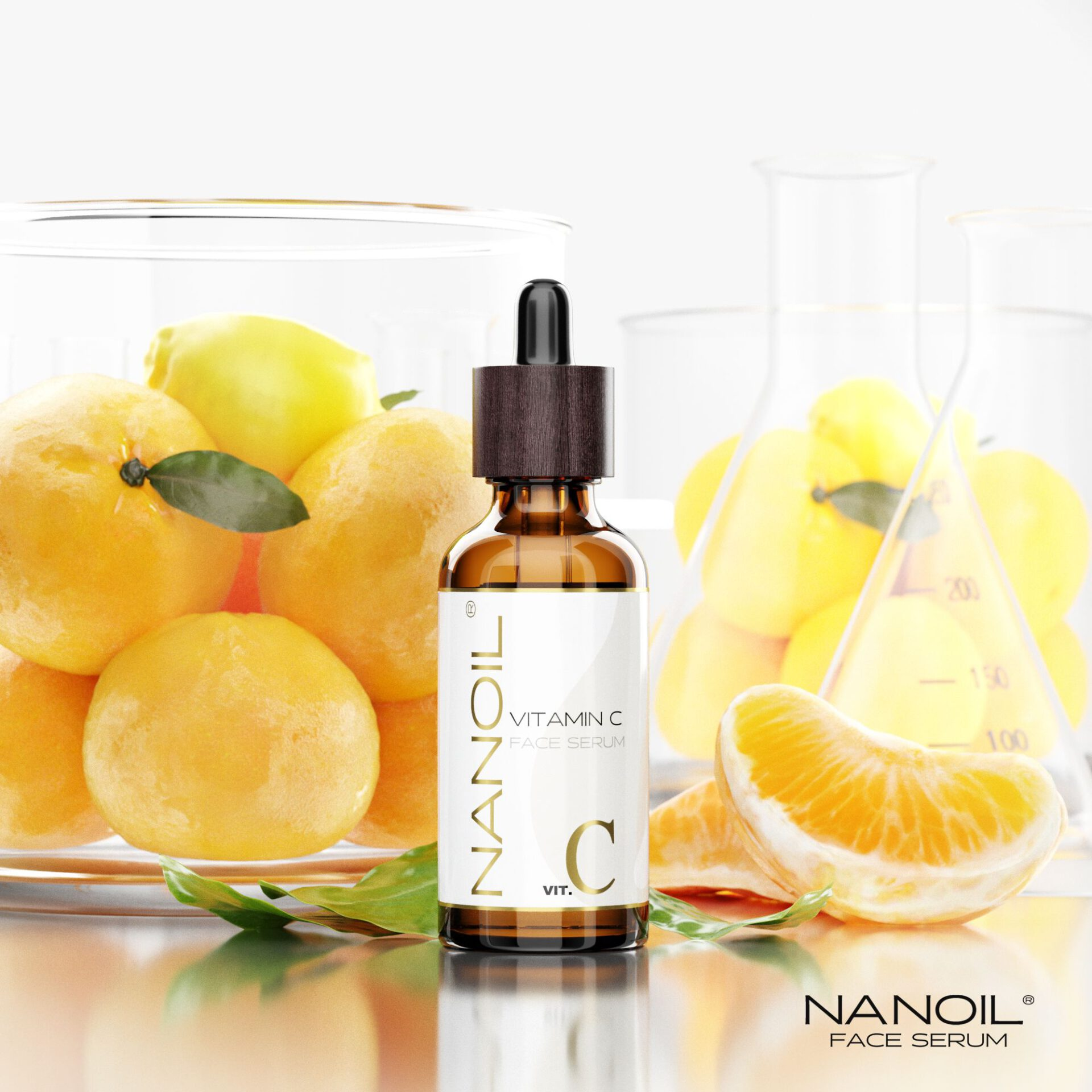 Top-rated product on my blog: Nanoil Vitamin C Face Serum